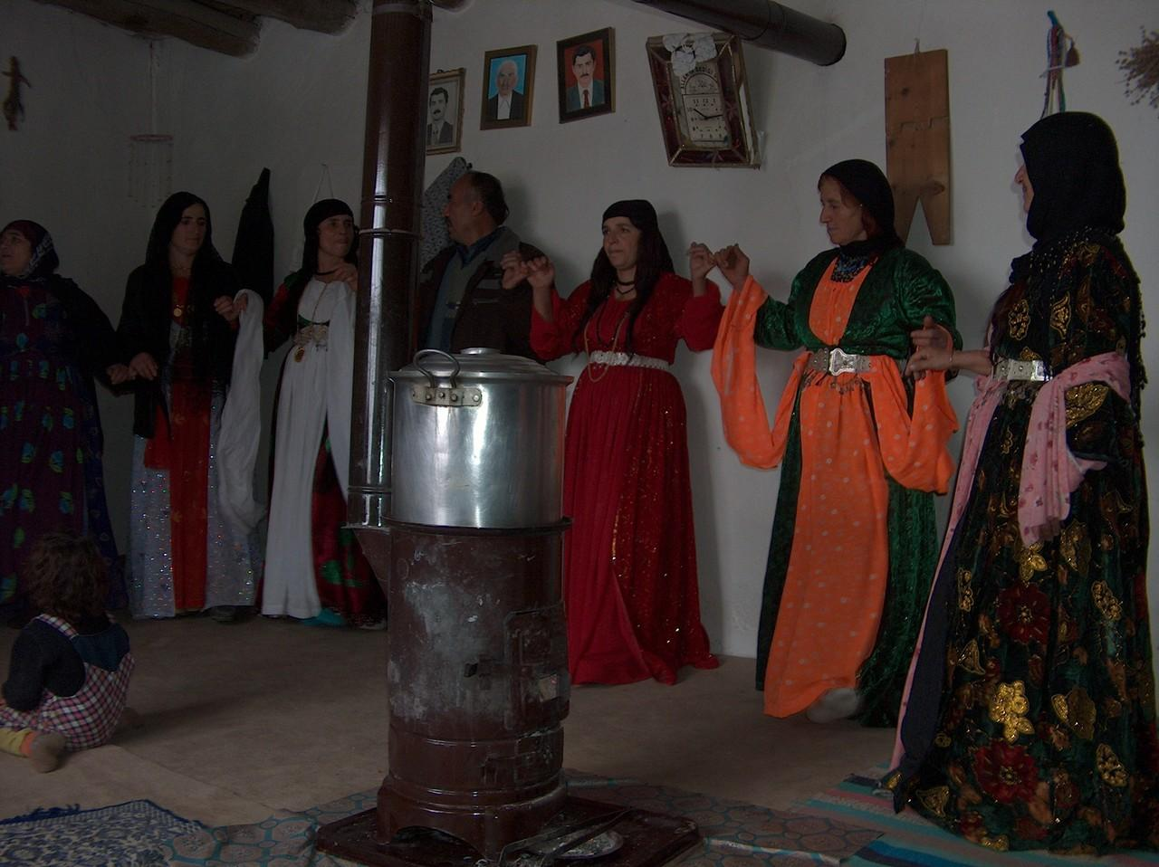 Wedding in Hakkari (December 2004)