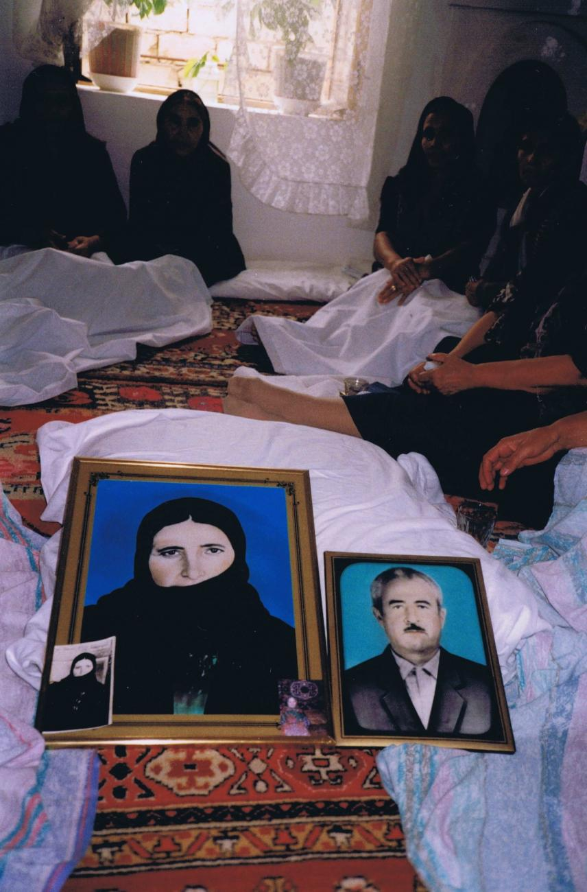 Taziye - Mourning Ceremony in Govsan (September 2001)