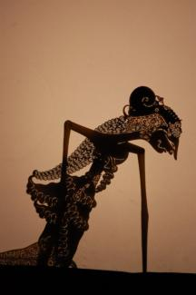 Wayang Kulit in Paris (November 2008)